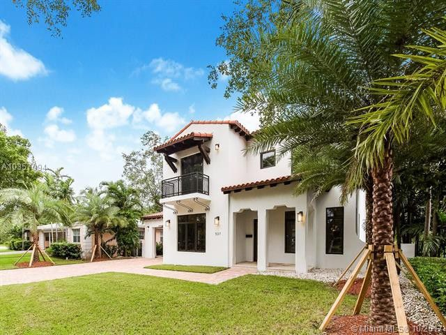 home in Coral Gables