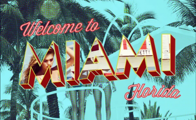 Miami Florida welcome image